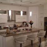 armoires de cuisine large
